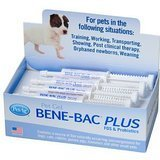 Bene-Bac® Plus Probiotic Pet Gel 15g Syringes, 12-Pack (12 Syringes)