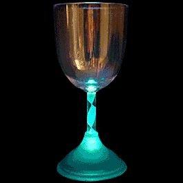 Wine Drinking Glass Long Stem Simple by Blinkee