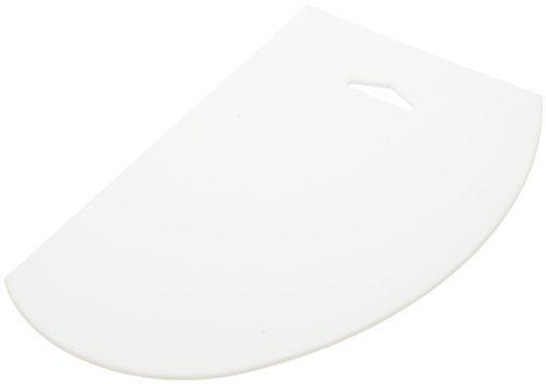 Ateco Large Plastic Bowl Scraper & Icing Smoother