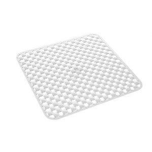 blanco Gedy 9753530230 Alfombra antideslizante para ducha 53x53 cm