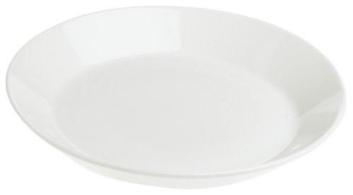 Iittala Teema 6-3/4-Inch Bread and Butter Plate, White