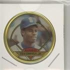 Ken Griffey Jr. (Baseball Card) 1990 Topps Coins - [Base] #16