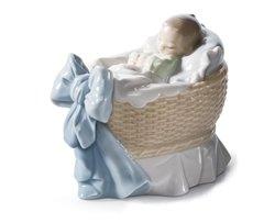 Lladró A New Treasure (Boy) Figurine by Lladr