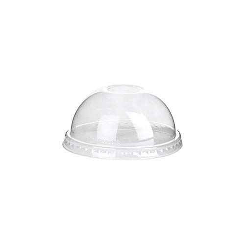 (Eco Products EP-DLCC-NH Dome Lid for 9-24 Oz Cold Cup - 1000 / CS)