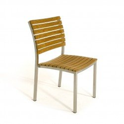 Westminster Teak Vogue Stacking Dining Chair