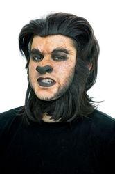 Don P (Werewolf Costume Makeup)