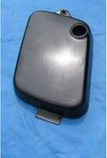 Tool Box Covers >> Amazon Com Tool Box Side Cover Left Honda Cl125a Cd125a