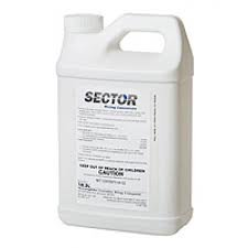 Sector 1 Gal Permethrin Mosquito & Flying Pest & Insect Control Misting Insecticide ULV by MKG