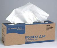(WypAll 05816 L30 Towels, POP-UP Box, 9 4/5 x 16 2/5, 120 per Box (Case of 6 Boxes))