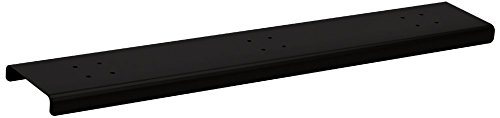 Salsbury Industries 4383BLK Spreader 3 Wide for Roadside Mailbox and Mail Chest, Black