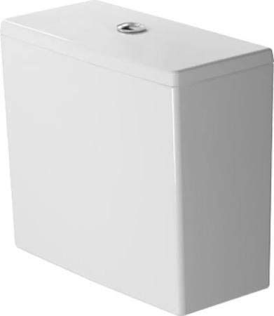 Duravit Spk Me By Starck With Df/Internal Thread Connection Bottom Left, White 0938100005