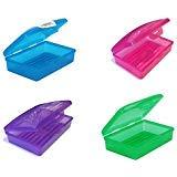 American Comb: Soap Box 1 Ct Assorted Colors