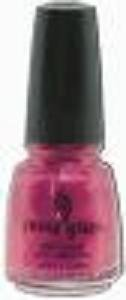 China Glaze Nail Polish Bing Cherry Color Lacquer 70328