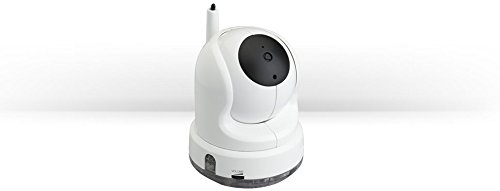 Lorex Add-On Wireless Pan-Tilt Camera for Lorex Baby CARE 'N' SHARE Baby Monitors White BB351AC1B