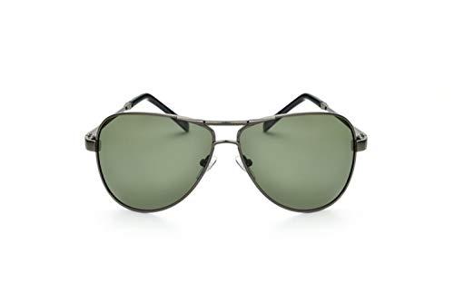 plein de lunettes Dark de des vert lunettes air UV400 polarisées voyager de pour soleil de conduite protection Pour Green hommes hommes en soleil Lunettes SUxnqO8q