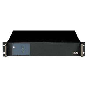 Powercom KIN-1500APRM, 2U Rackmount 6Outlet 1500VA/900W by Powercom