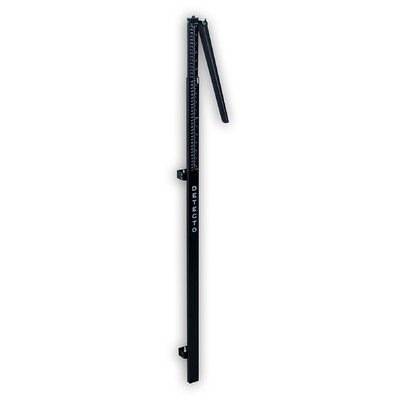 Detecto 3pht-rod-1  Detecto Height Rod for Eye Level Physician Scale