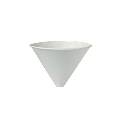 SOLO Cup Company Paper Medical & Dental Funnel Shaped Cups SCC 6SRX by SOLO Cup Company