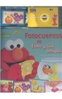 Download Fotocuentos de Elmo y sus amigos / Photo-story from Elmo and his friends: Libro De Cuentos Con Camara / Storybooks with Camara (Plaza Sesamo) (Spanish Edition) pdf