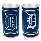 WinCraft MLB Detroit Tigers 15 Waste Basket, Team Color, One Size