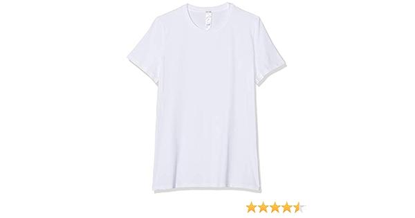 HOM Supreme Cotton tee-Shirt Crew Neck (Col Rond) Camisa para Hombre