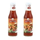 Mae Ploy Sweet Chili Sauce Bottle, 12 Ounce (Pack of 2) ()
