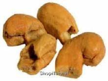 Cashew Pieces, Raw, Large, 25# Bulk by Bulk Nuts