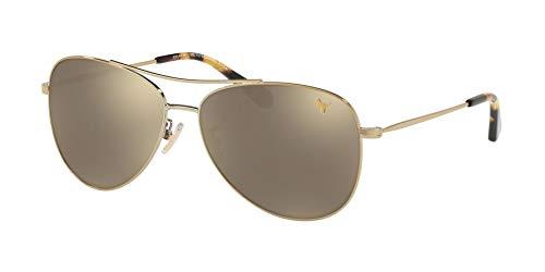 Coach Woman Sunglasses, Gold Lenses Metal Frame, ()