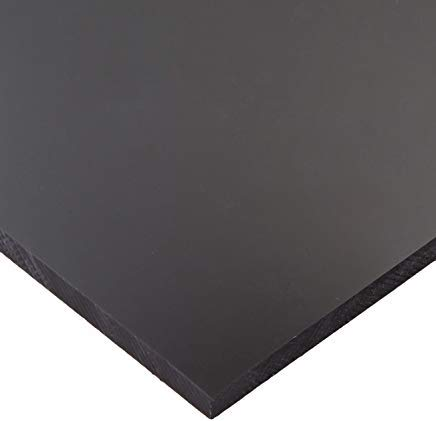 HDPE (High Density Polyethylene) Plastic Sheet 3/8