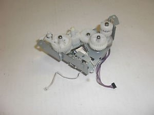 HP RM1-4975-000CN Cassette paper pick-up drive assembly - Includes pick-up motor ( Cassette Paper Pickup Assembly