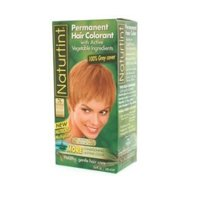 Conditioning Colorant - Naturtint 7G Permanent Golden Blonde Haircolor Kit, 4.5 Ounce - 3 per case.