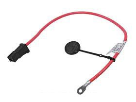 BMW e90 e91 e92 Battery Cable Positive Power dist Box to Cable GENUINE new OEM by BMW