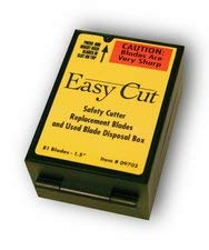 EasyCut Replacement Blades, Standard, 81pc, 09703 by EasyCut