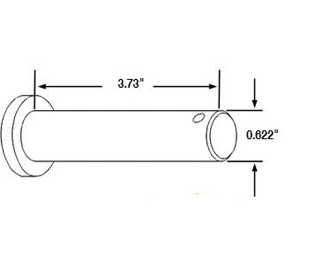 Amazon.com: 3069069R2 New Lift Arm Pin Made to fit Case-IH Tractor on international tractor schematics, international 244 tractor diagram, international tractor carburetor, international tractor clutch, garden tractor ignition switch diagram, international tractor headlight, international tractor fuel diagram, ford tractor ignition switch diagram, international tractor parts diagram, international tractor ecu, international tractor engine diagram, international tractor salvage yard, international tractor rat rod, international tractor brake diagram, international tractor control diagram, international 706 tractor data, international tractor ignition diagram, kubota tractor glow plug diagram, 6 volt system diagram, farmall 706 diesel tractor diagram,