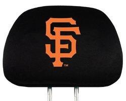 (San Francisco Giants Headrest Covers)
