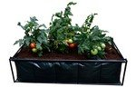 Viagrow Tomato Planter Raised Bed Garden with Coir/Coco Growing Media