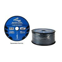 CABLE 12-500BLS - 12GA 500FT FLEX SPEAKER WIRE SUPER FLEXIBLE by Audiopipe