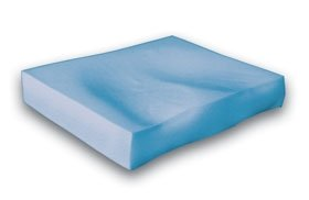 AliMed Basic T-Foam Cushion, Hard, 16 x 16 x 4 (Basic T-foam Cushion)