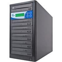 EZ-DUPE 5-Bay DVD/CD 24X Duplicator GS5SOB