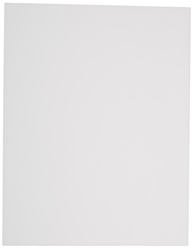 10 Fine Laser Paper - Mohawk Color Copy Ultra Gloss Cover Paper 92-Bright White Shade, 10-Points 8.5 x 11 Inches 30% pcw 250 Sheets/Ream - Sold as 1 Ream (37-114)