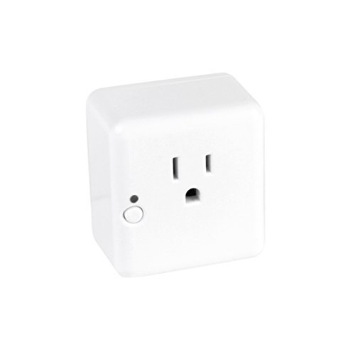 Samsung SmartThings Outlet, Works with Alexa by Samsung SmartThings