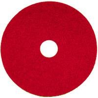 North American Paper 420414 Floor Machine Pads Commercial Light Buffing 17 In - Case of 5 by North American Paper