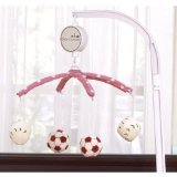 CoCaLo Play Date Sports Theme Musical Crib Mobile