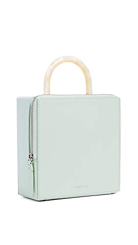 Women's Box Block Building Bag Celadon SP1x5