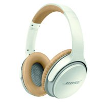 Bose SoundLink Around-ear Wireless Headphones II (White) by Bose (Image #1)