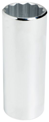(Stanley Proto J5340 1/2-Inch Drive Deep Socket, 1-1/4-Inch, 12 Point)