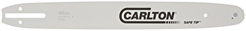 Carlton 16-10-N156-RK Safe Tip Chainsaw Cutting Bar, 16-Inch