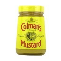 (Original Colmans English Mustard Imported from the UK England)