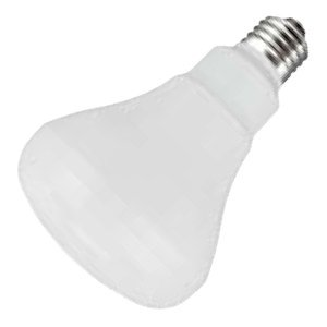 TCP Elite BR30 Dimmable 10W Smooth LED Lightbulb, 2700K