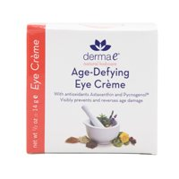 derma e Age-Defying Eye Crème with Astaxanthin and Pycnogenol, 0.5 Ounce (14 g)